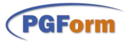 PG Form